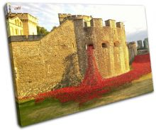 Tower of London Poppies City - 13-2232(00B)-SG32-LO